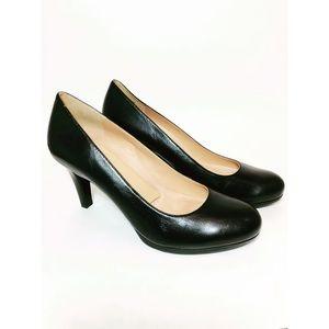 Naturalizer N5 Contour Michelle Leather Heels Sz 9